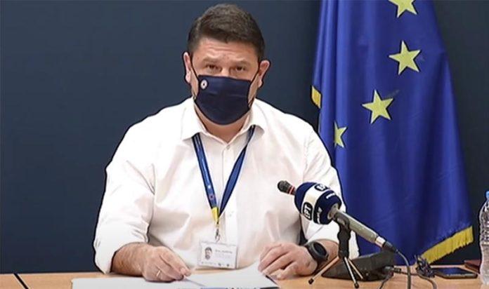 Δεν ανακοινώθηκε lockdown για την Καστοριά – Θα εξεταστεί αύριο είπε ο Χαρδαλιάς 2
